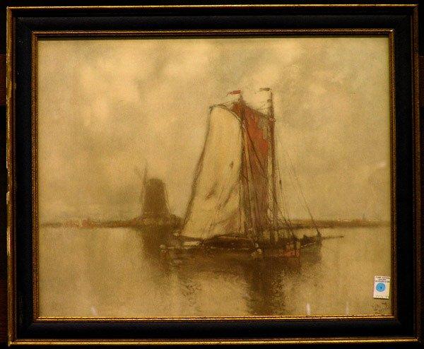8: Leipold framed print