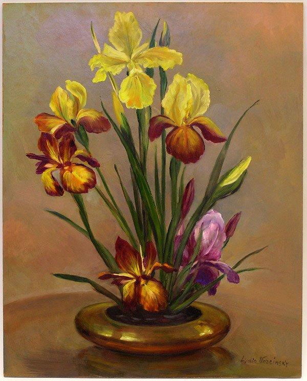 15: Vercinsky Painting