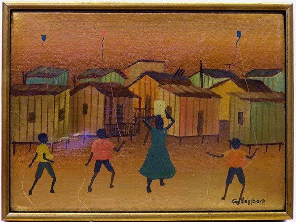 16: Gildemberg painting