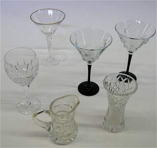 Waterford glassware