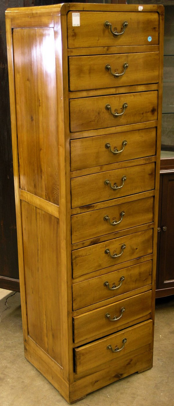 146: chinese apothecary chest