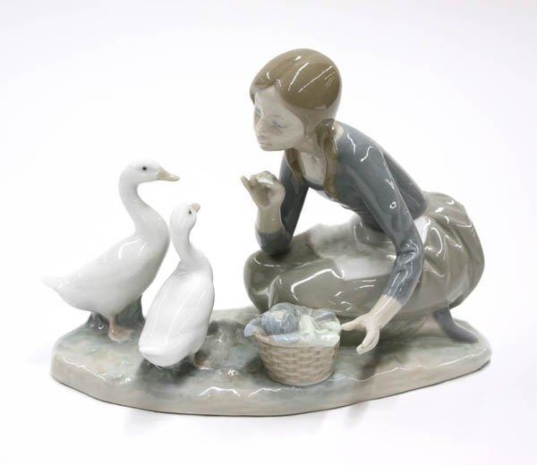 2012: Lladro porcelain figure, Daisy