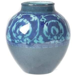 A Rookwood vase, signed, 1921, #912