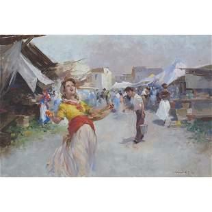 Painting, Witman Etelka Vizkeleti
