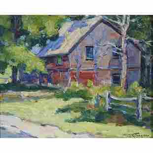 Painting, Walter Farndon