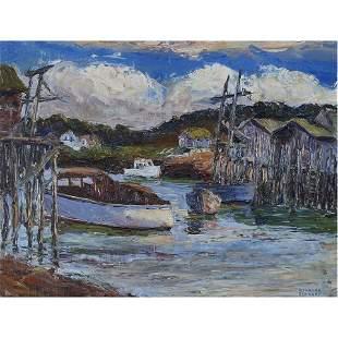 Painting, Douglas Stewart