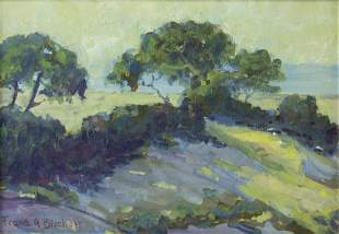 Painting, Franz Arthur Bischoff