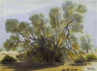 Painting, Samuel Hyde Harris