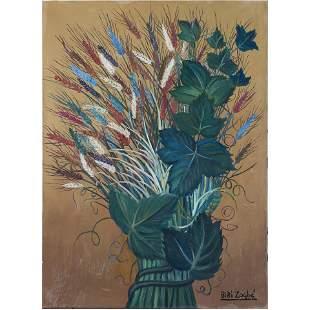 Painting, Bibi Zogbe
