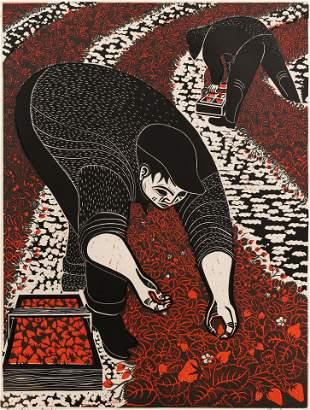Print, Emmy Lou Packard