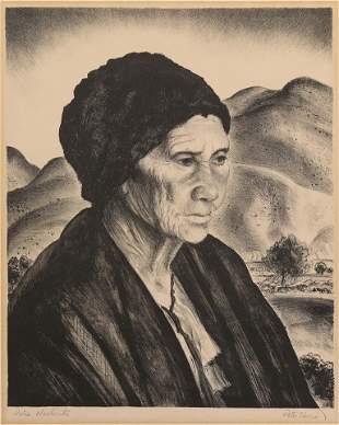 Print, Peter Hurd
