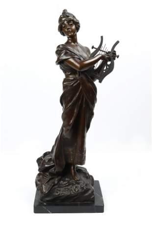 Sculpture, Emmanuel Villanis