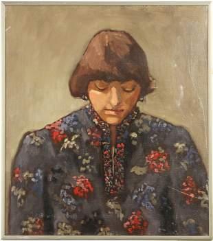 Painting, Jill Davenport