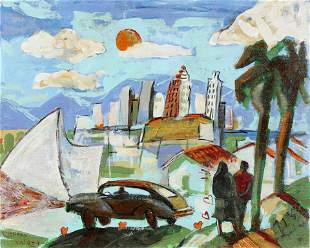 Painting, Richard Valdes