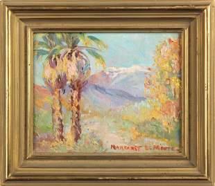 Painting, Margaret Eugenia Moore Lauden