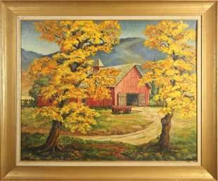 Painting, A.H. Hoffeditz