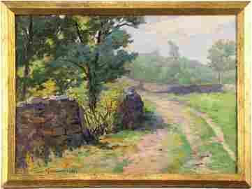 Painting, Paesaggio Corsica