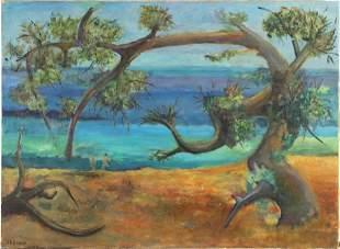 Painting, Philipe Granat