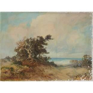 Painting, Albert Thomas DeRome