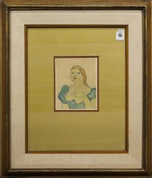 Print, After Henri de Toulouse-Lautrec