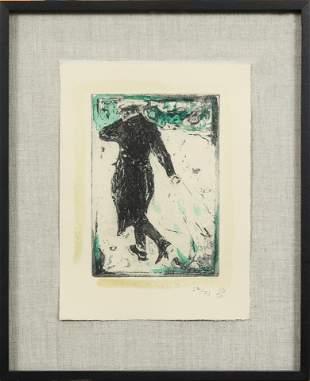 Print, Billy Childish