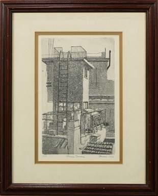Print, Peter Chinni