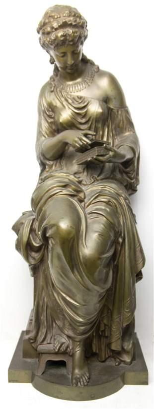Sculpture, Mathurin Moreau