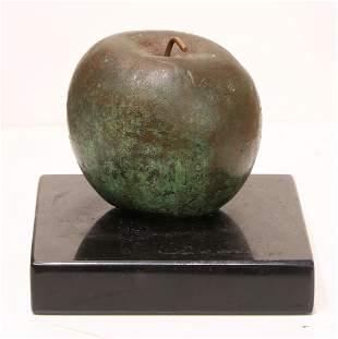 Sculpture, Teacher's Apple