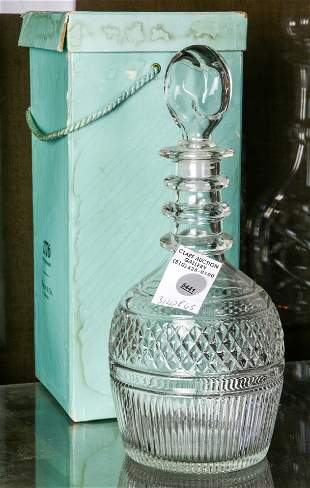 "Tiffany & Co designed for ""Seagram 1776"" bicentennial"