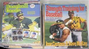 (lot of 34) Baseball magazine group