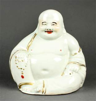 Chinese porcelain figure of Budai