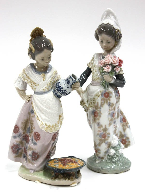 4027: Lladro figurines