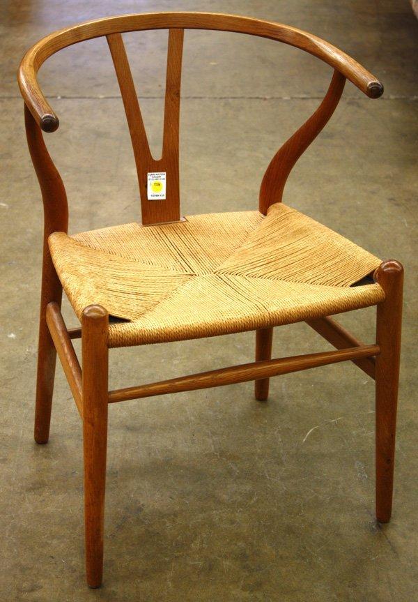 4156: Hans Wegner for Carl Hansen armchair