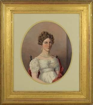Painting, British School (19th century)