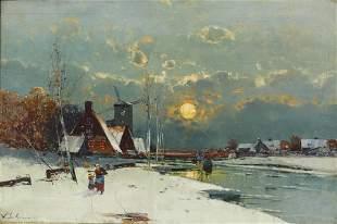 Painting, Dutch School (19th/20th century)