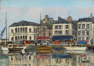 Painting, Roland Hamon