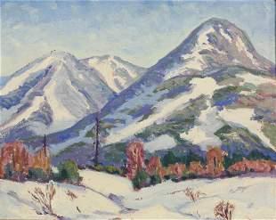 Painting, Harvey B. Coleman