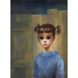 Painting, Margaret Keane