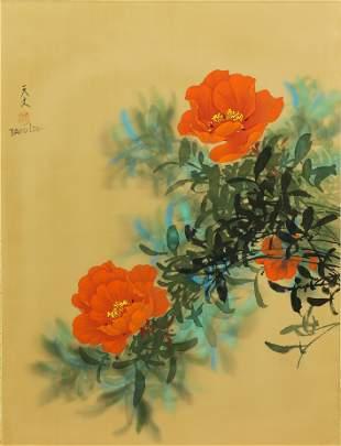 Watercolor, David Lee