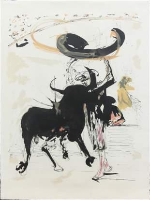 Print, Salvador Dali