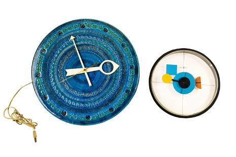 George Nelson & Associates, Aldo Lundi, clock group (2)