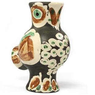 Ceramic Pitcher, Pablo Picasso