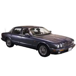 1995 Jaguar XJ6 four door sedan