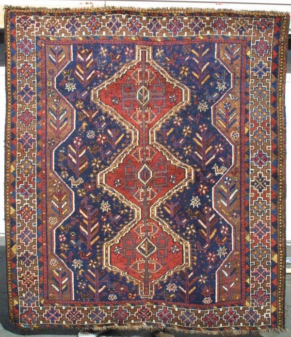 709: Khameseh rug