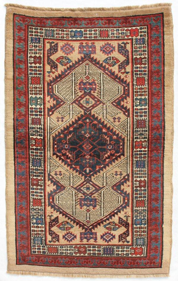 710: Sarab Camel Hair Rug