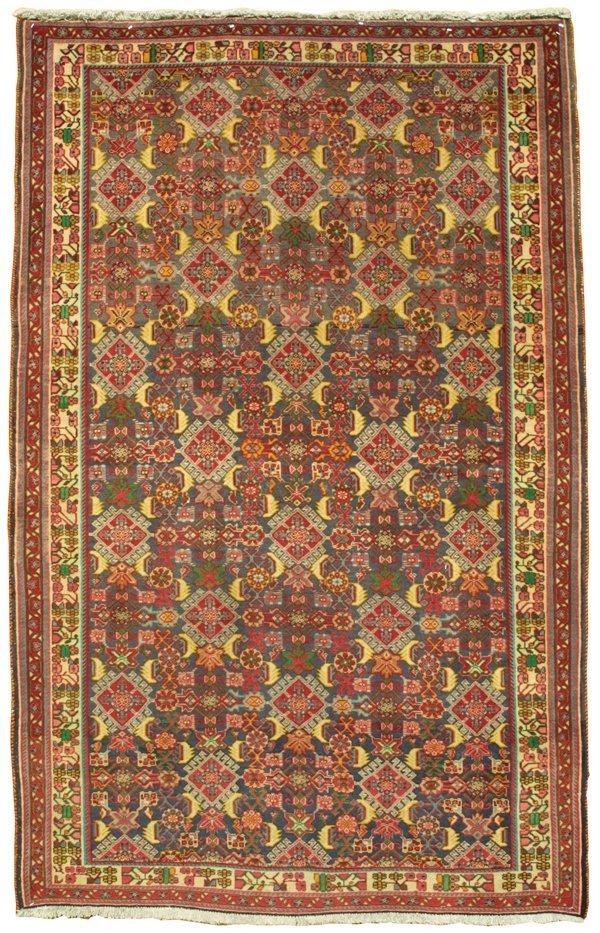 712: Qashqai rug, Persia