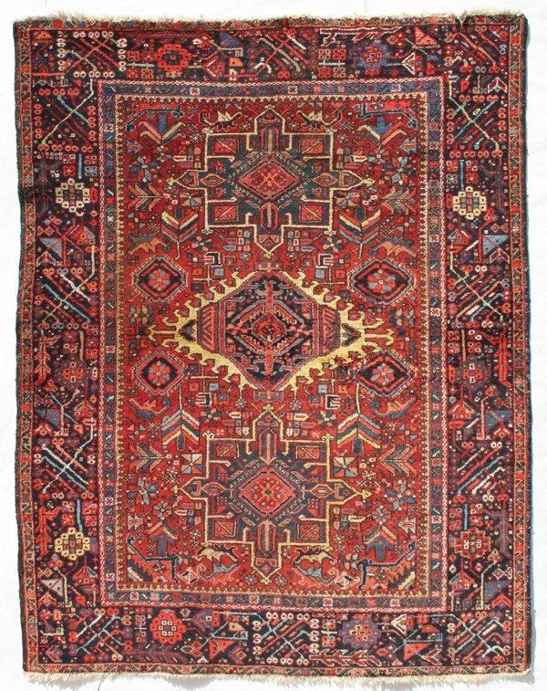 713: Karajeh rug, Persia