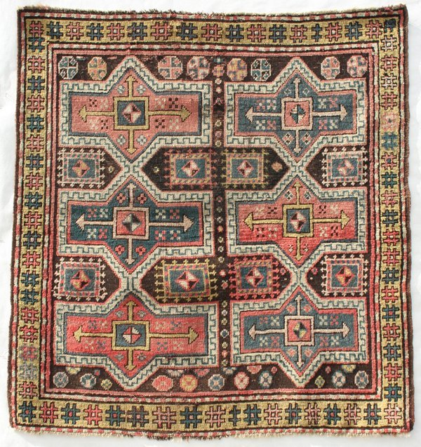 714: Genji Caucasian rug