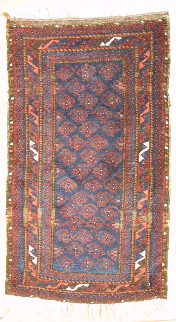 718: Timuri Baluch Balisht (pillow)