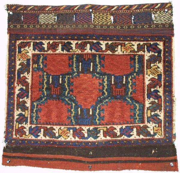 719: Afshar bagface, Persia
